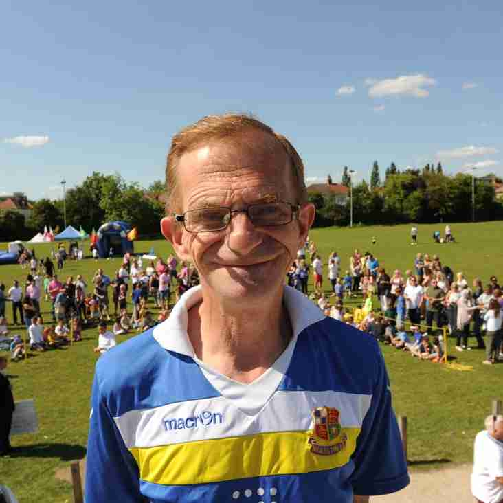 The WEALDSTONE RAIDER set to make his football debut
