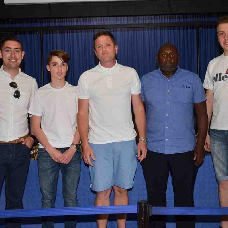 Presentation 2016 - Soccer School