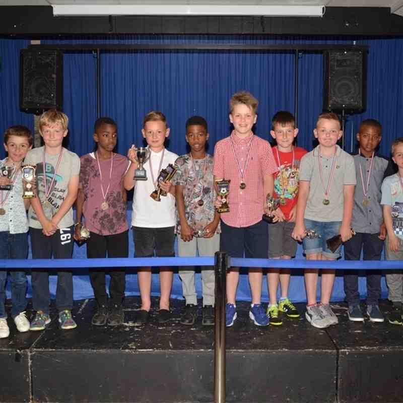 Presentation 2016 - Under 8 & Under 9