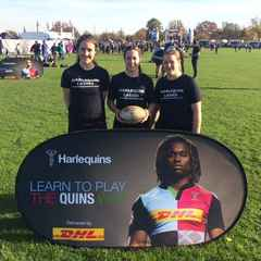 Promoting Girls and Ladies Rugby