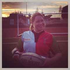 Harlequin Ladies Beat Haringey Rhinos 0-33