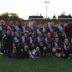 Match Report: Harlequin Ladies V Haringey Rhinos