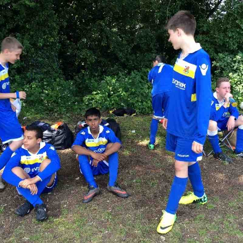 Parkfield tournament 2014