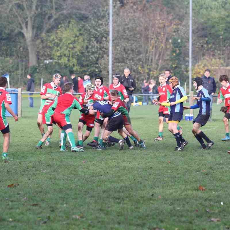 U15 V Keighley Yorkshire Cup