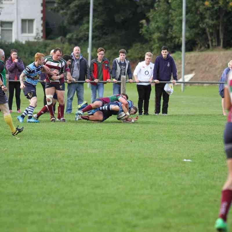 1st XV Photos vs Moortown, Saturday 26th September