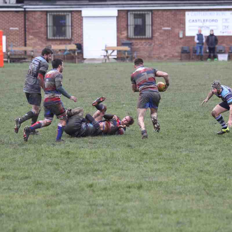 1st XV vs Castleford - Saturday 20th February part1