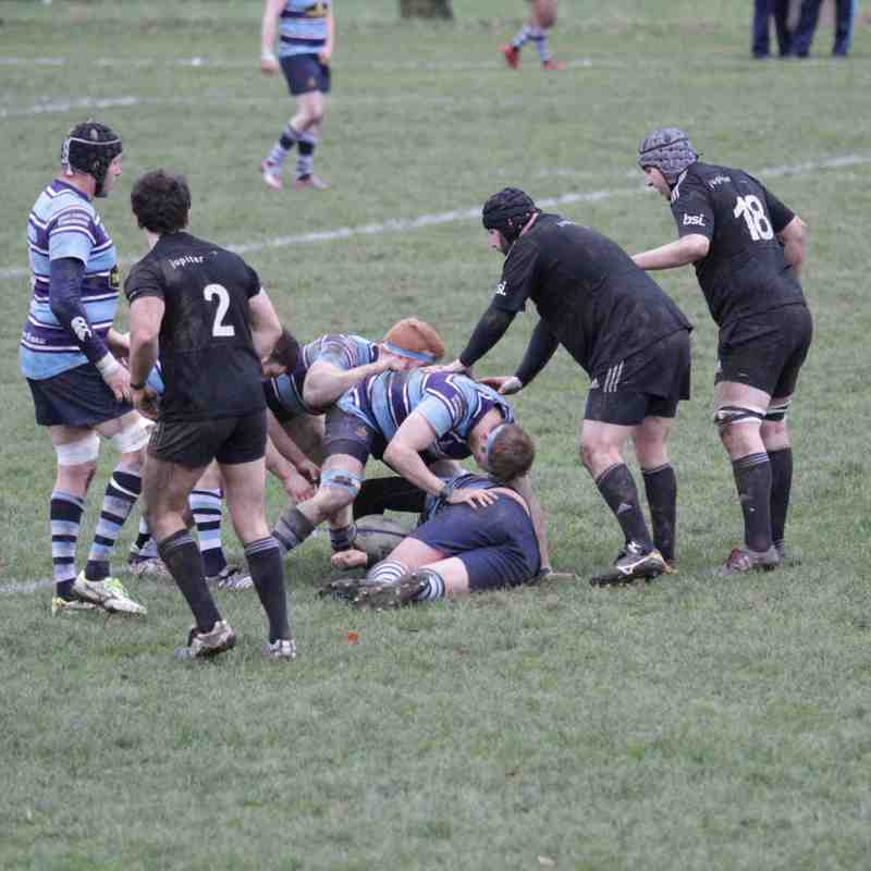 1st XV v Leodiensian  - 3 December 2016