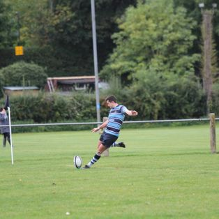 1st XV Match Report - Saturday 6th October