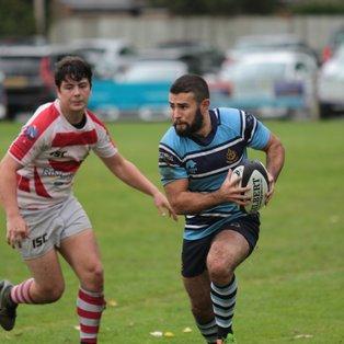 1st XV Match Report - Saturday 29th September