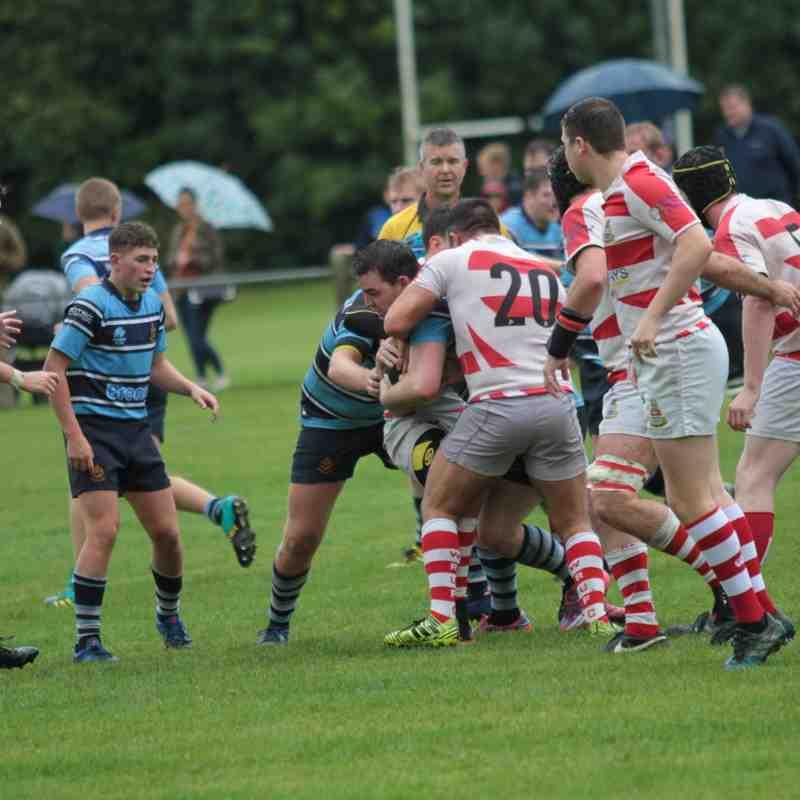 Ripon 1st  XV v Wetherby  8th Sept 2018