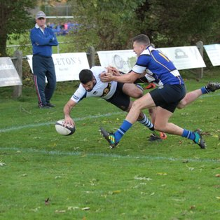 1st XV Match Report - Saturday 13th October