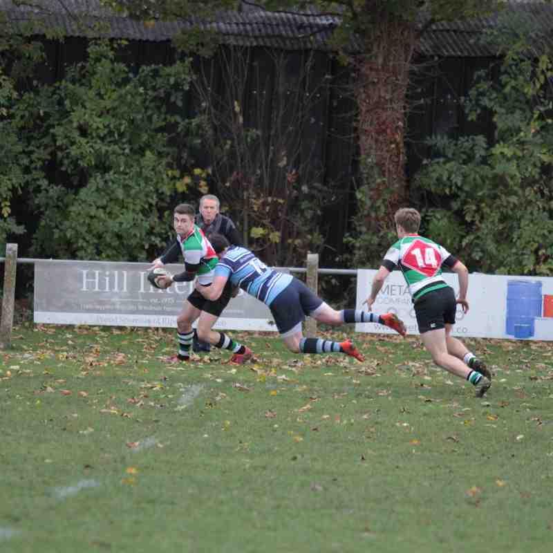 Ripon XV v Roundhegians 3rd Nov