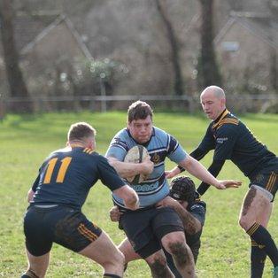 1st XV Match Report - Saturday 9th March