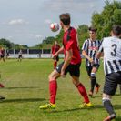 Halstead Town 2-2 May & Baker