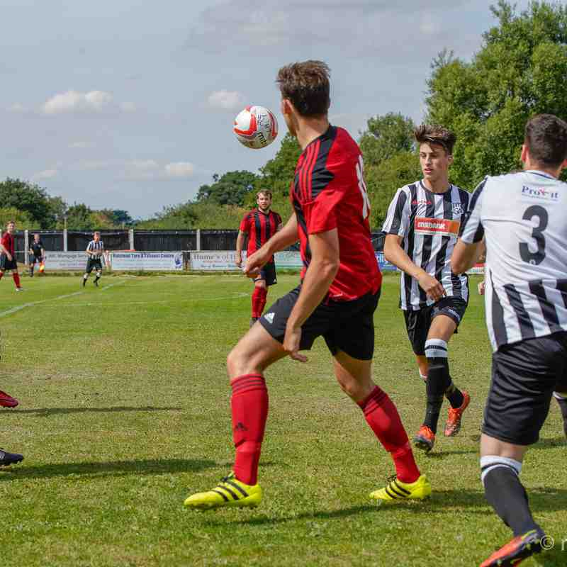 Halstead Town 4th August 2018