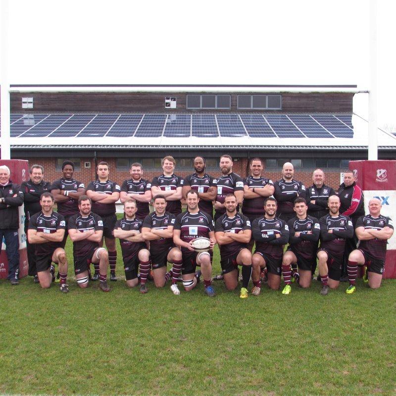 1st XV beat Broughton Park 27 - 22