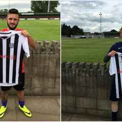 Young Duo Sign for Brigg Town