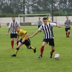 Brigg Town 2-2 Scunthorpe United XI