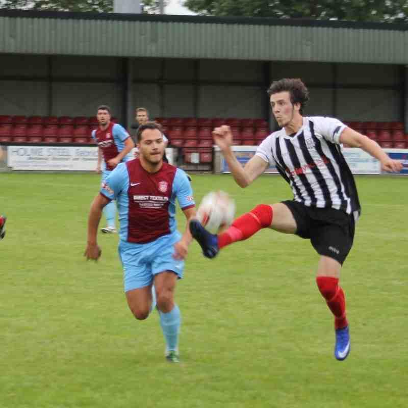 Brigg Town 1-2 Lincoln United (12/7/16)