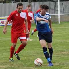 Brigg Town 4-1 Lincoln City XI