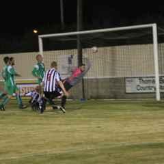Brigg Town 3-4 Glasshoughton Welfare (AET)