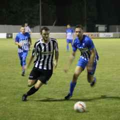 Brigg Town 2-1 Hallam FC