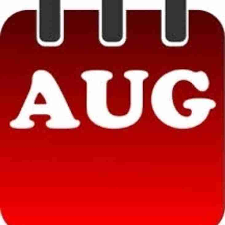 August Review