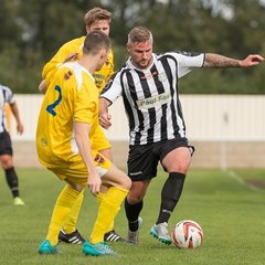 Brigg Town 1-6 Pontefract Collieries (1/10/16)