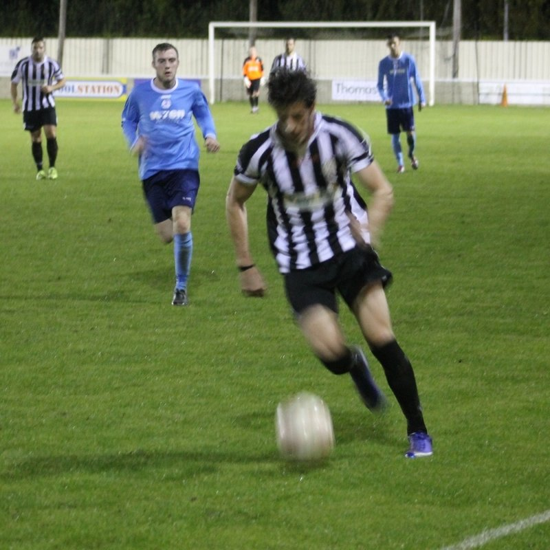 Barton make come back in county cup