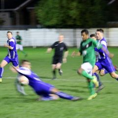 Glasshoughton Welfare 2-0 Brigg Town (18/10/16)