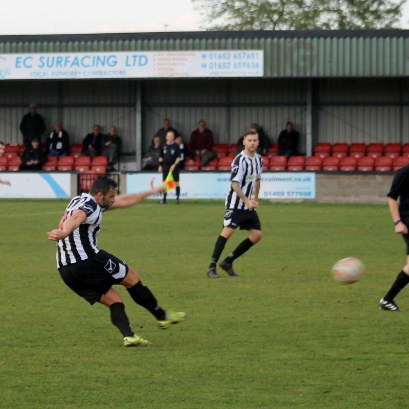Brigg Town 1-5 Campion AFC