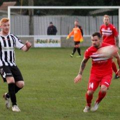 Brigg Town 0-2 Grimsby Borough (5/11/16)