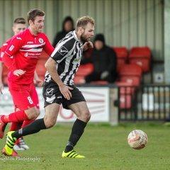 Brigg Town FC v Grimsby Borough