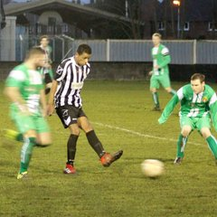 Brigg Town 1-2 Glasshoughton Welfare (17/12/16)