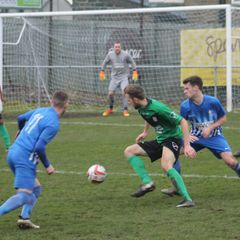 Hallam FC 4-0 Brigg Town (7/1/17)