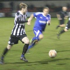 Brigg Town 0-1 Winterton Rangers (22/2/17)