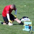 Davis hat-trick sinks Brigg