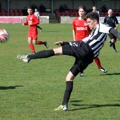 Brigg Town 2-0 Yorkshire Amateur (15/4/17)