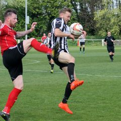 Knaresborough Town 4-1 Brigg Town (22/4/17)