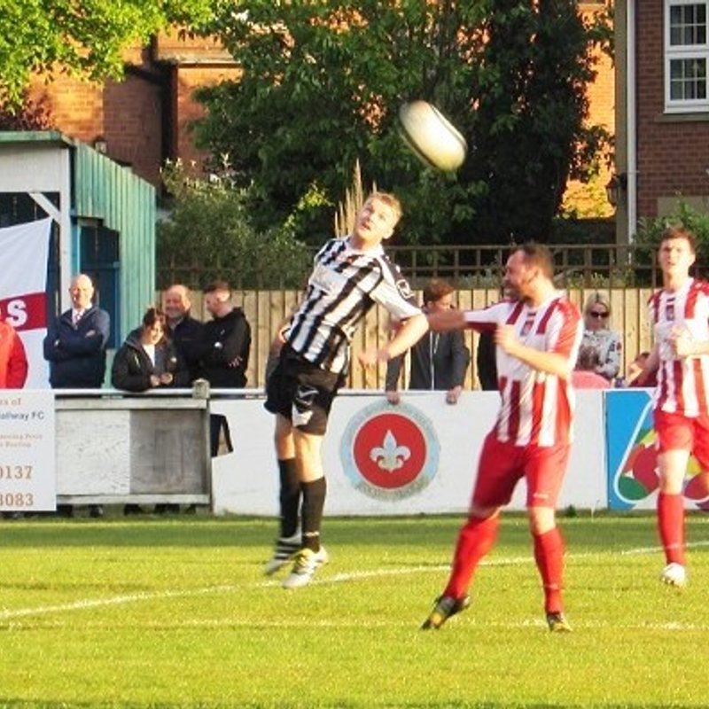 Brigg Town Reserves 1-1 Horncastle Town (12/5/17)