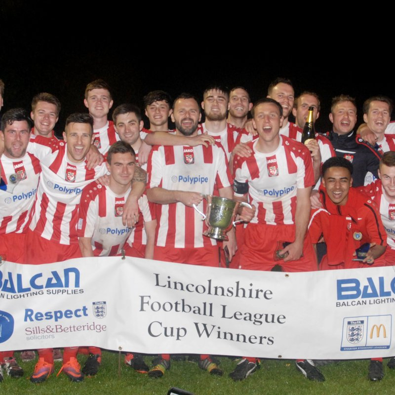 Horncastle win shootout to lift Challenge Cup