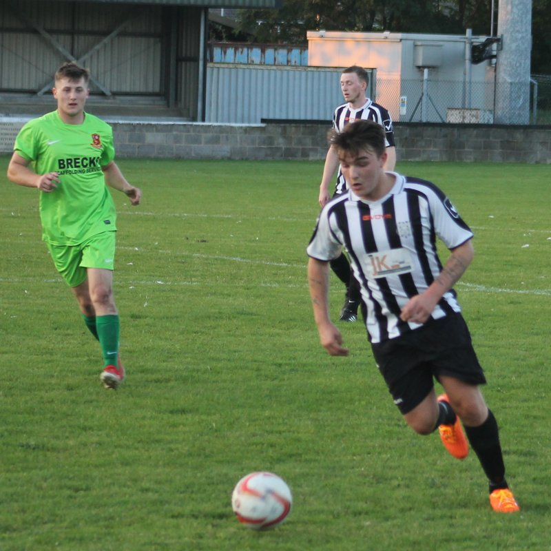 Zebras secure first point of the season