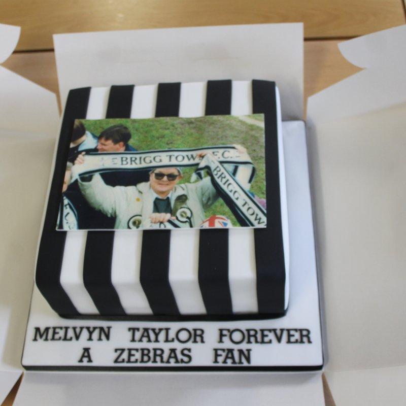 RIP Melvyn Taylor
