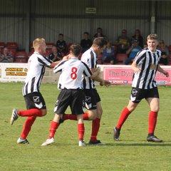 Brigg Town 4-0 Dronfield Town (2/9/17)
