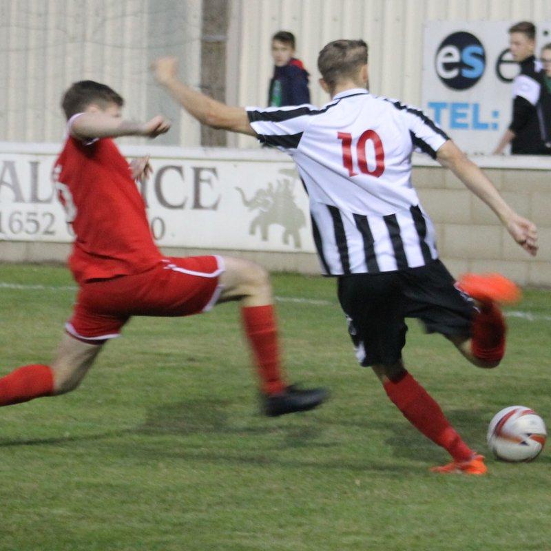 Wilkin nets debut hat-trick in Briggers win