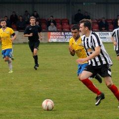 Brigg Town 1-2 FC Bolsover (16/9/17)