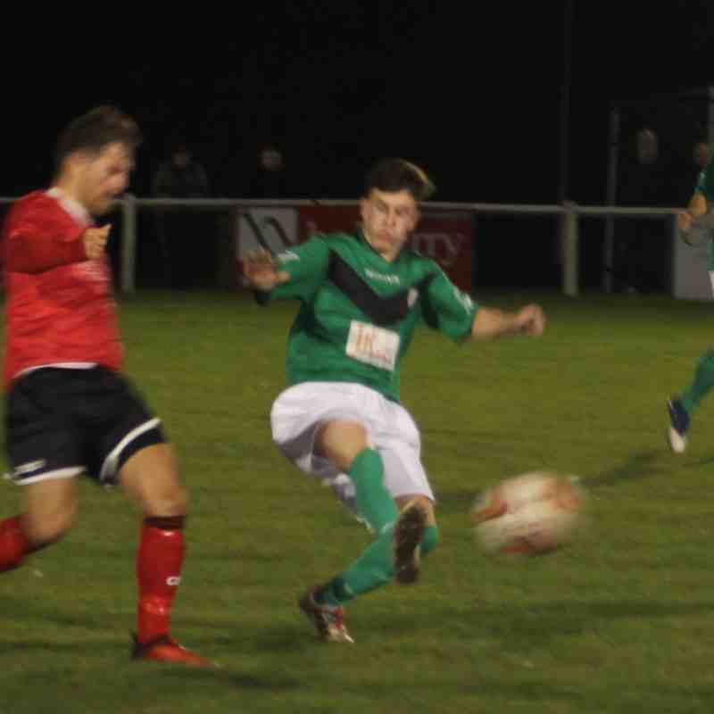 Knaresborough Town 4-0 Brigg Town (3/10/17)