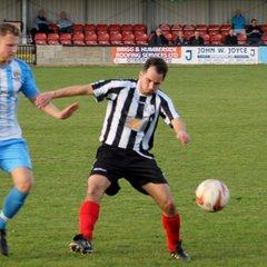 Brigg Town 0-2 Eccleshill United (14/10/17)