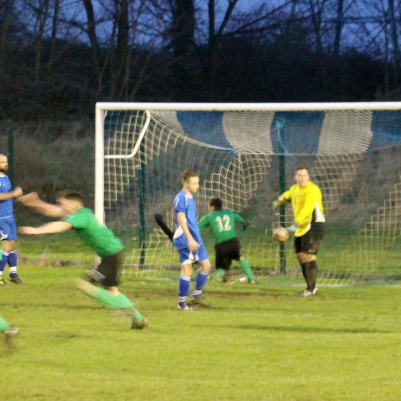Swallownest 0-1 Brigg Town