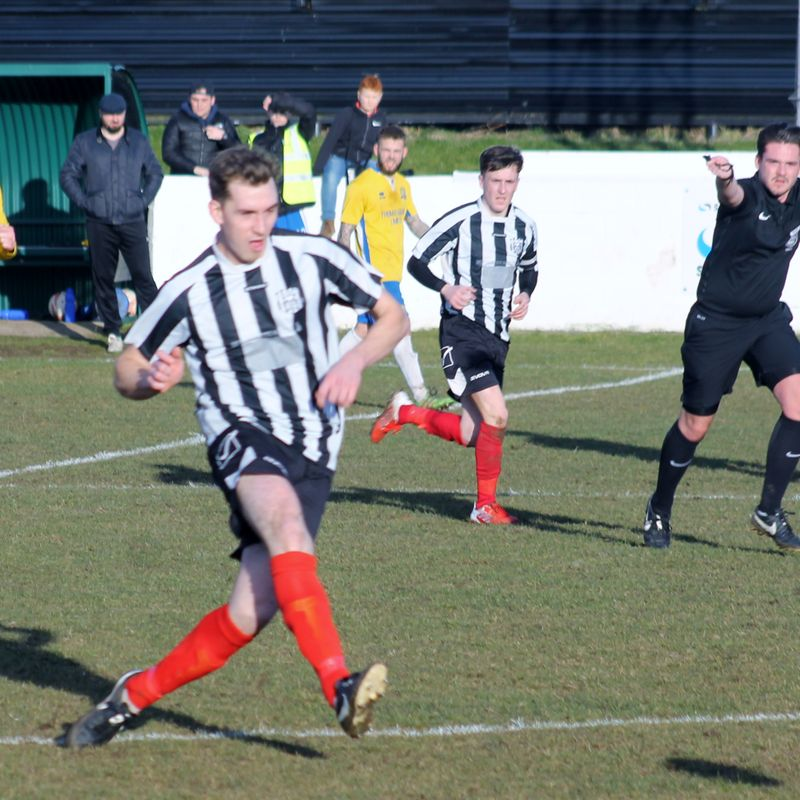 Nine-man Zebras lose to rivals